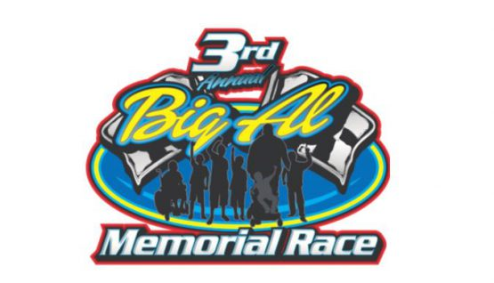 3rd Annual Big Al Memorial Race Format