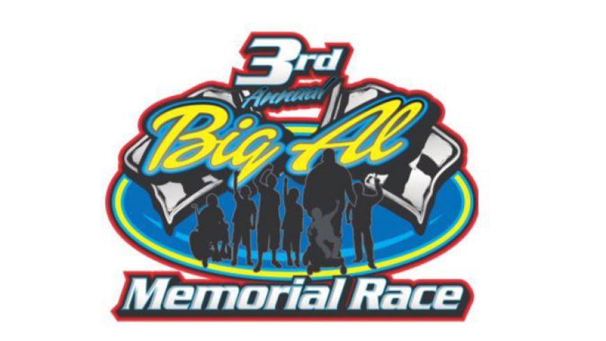 3rd Annual Big Al Memorial Race Format