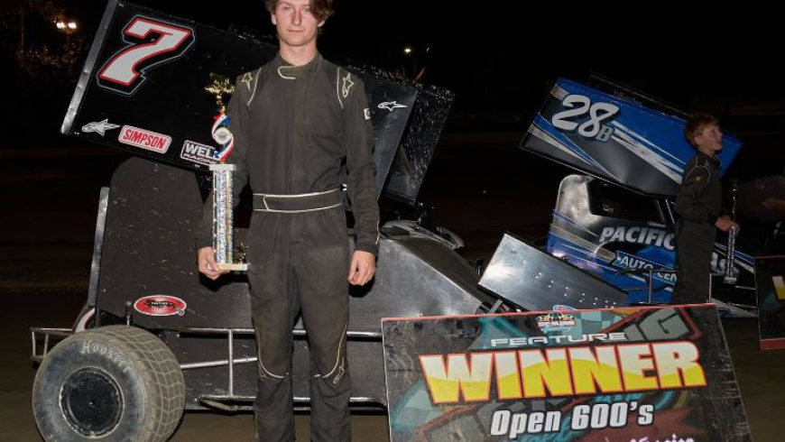 Improbable Win for Mitchell at Deming Speedway