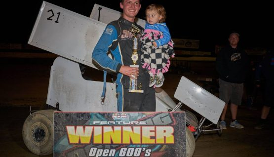 Price Scores First Win in 8 Years at Deming Speedway