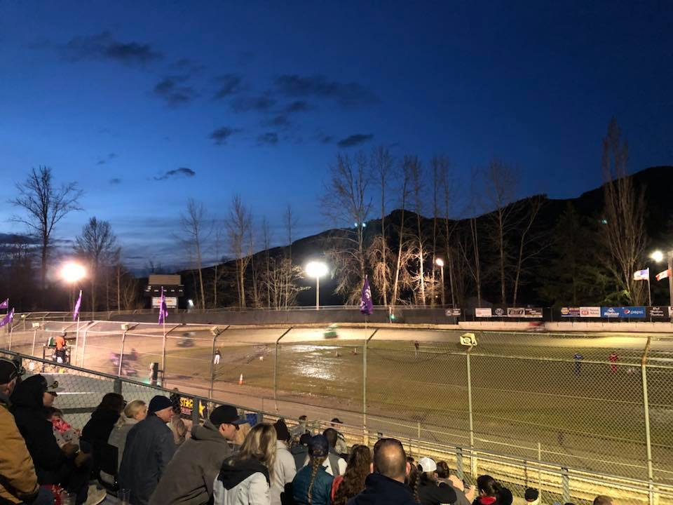 UPDATE: RAINED OUT- Deihl Ford & Washington Alarm Night at the Races!