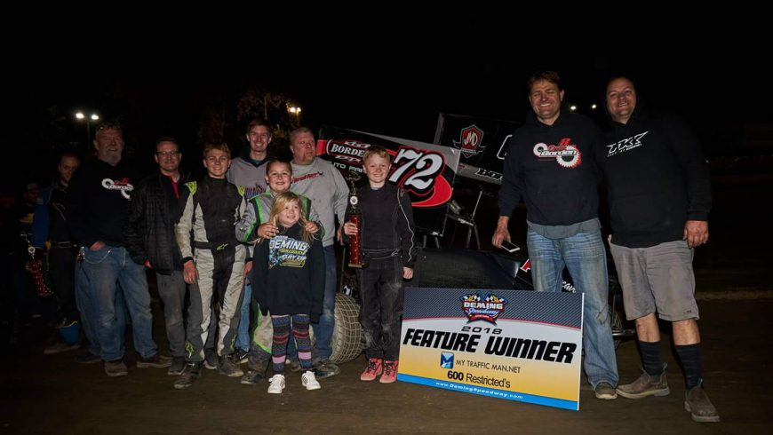 Race Night Two in the Books at Deming Speedway