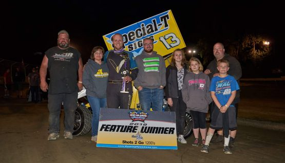 Thrilling 1200 Finish the Story at Deming Speedway