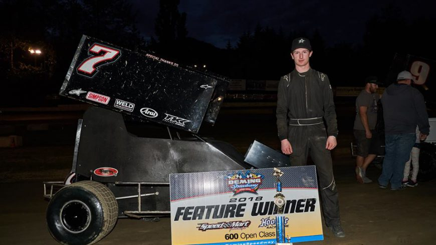 Mitchell Leads Trio of Wire to Wire Winners at Deming Speedway