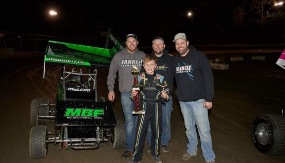 McLeod Wins in First Ever Open Race at Deming Speedway