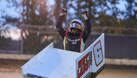Gunner Wins One for Wayne at Deming Speedway