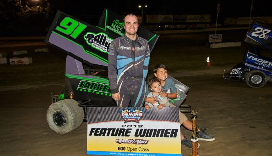 Second Straight Win for Peterson