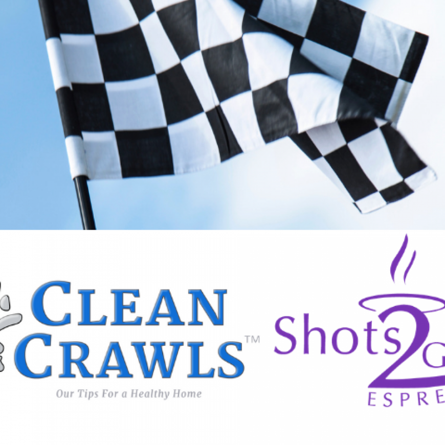 Shots 2 Go Espresso and Clean Crawls Night at the Races!