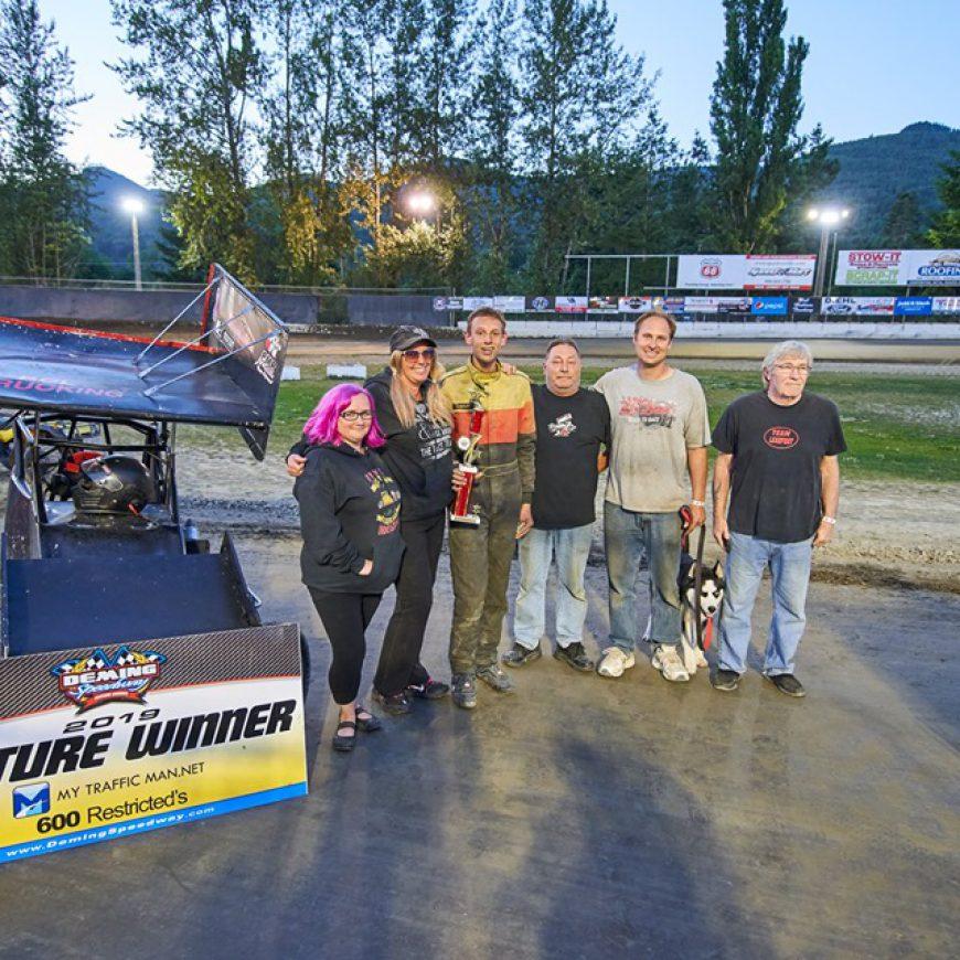 Hot Streak Continues For Peterson, Lemley, Hillier: Klatt Wins #1