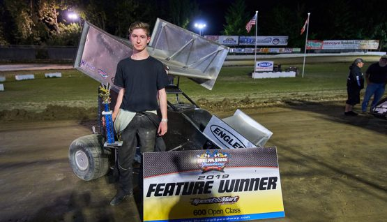 Miracle Win for Mitchell at Deming Speedway