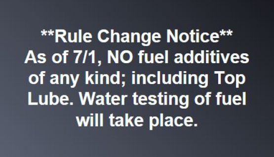 Rule Change Notice