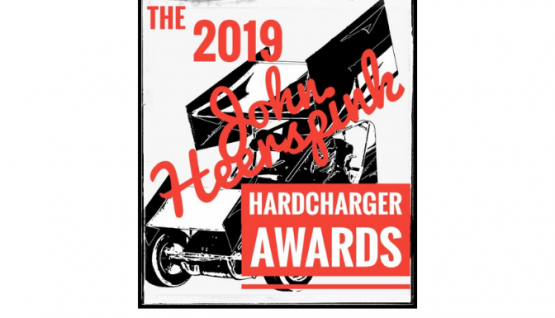 Who's racing away with the 2019 John Heerspink Hardcharger Awards?