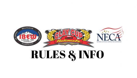 2019 IBEW NECA Clay Cup Nationals Information