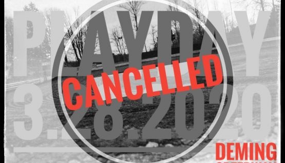Play Day Cancelled